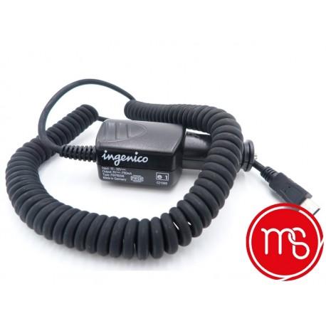 Chargeur allume cigare terminal de paiement EFT 930.