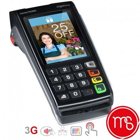 TPE ingenico DESK 5000 IP/3G