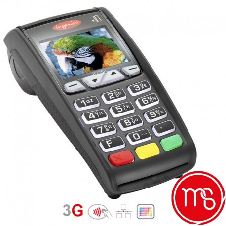 TPE ingenico ICT250 IP/RTC/3G
