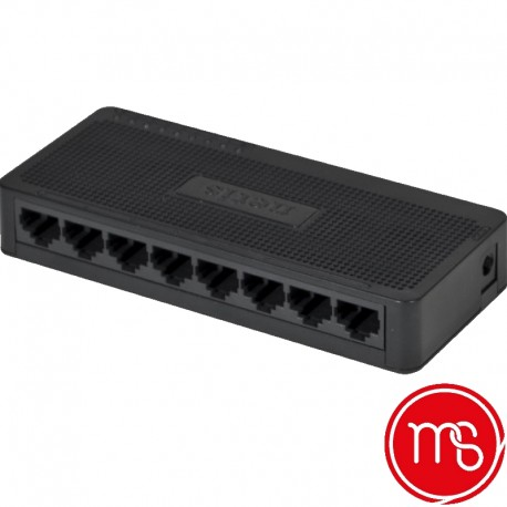 ST3108S switch 8 ports 10/100
