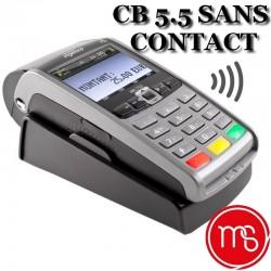 Mise à jour CB 5.5 sans contact
