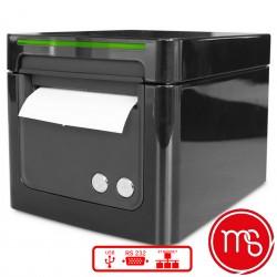 Imprimante ticket Oxhoo TP 90: USB, Réseau, Série (RS232).