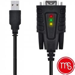 ADAPTATEUR USB/SERIE