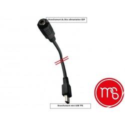 Adaptateur alimentation EFT 930
