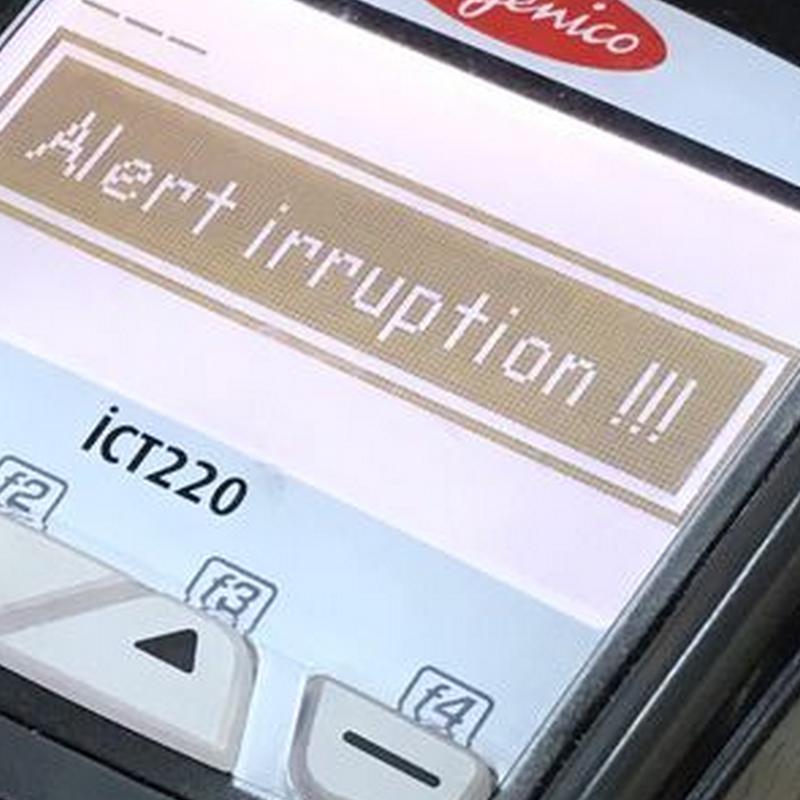 Alerte Irruption ICT 220